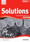 Solutions - Pre-Intermediate: Учебна тетрадка по английски език + CD : Second Edition - Tim Falla, Paul A. Davies -