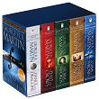 A Song of Ice and Fire: 5 - Copy Boxed Set - George R. R. Martin -