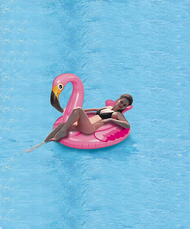 c7a778bf36f Надуваемо кресло - Фламинго Надуваемо кресло - Фламинго