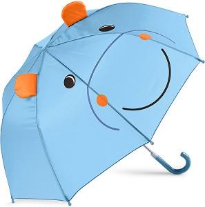9704c328e9a store.bg - Детски чадър - Усмивка - 🐻 играчка