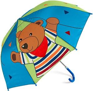 07516792a95 store.bg - Детски чадър - Мечето Ben - 🐻 играчка
